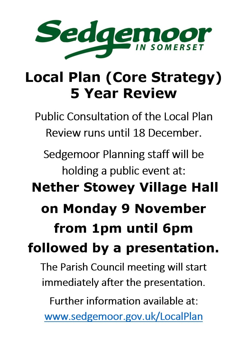 Local Plan Event