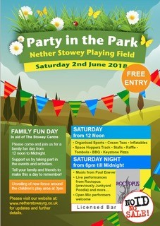 Party in the Park @ Nether Stowey Playing Field | Nether Stowey | England | United Kingdom