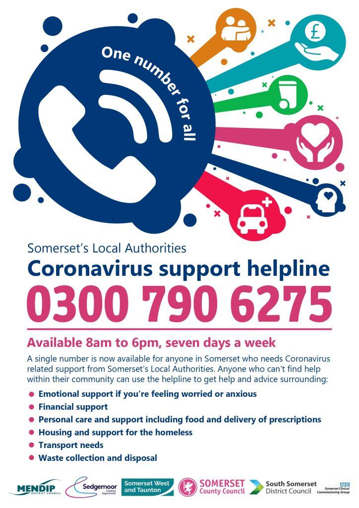Corona virus Support Helpline 03007906275